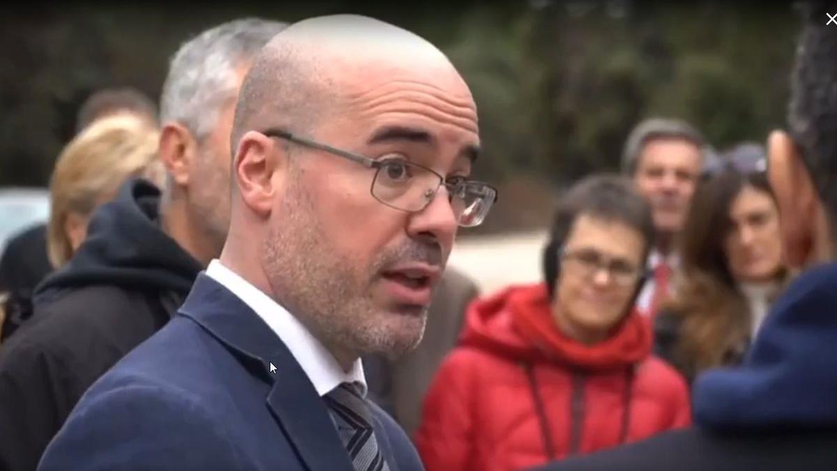 Fran Martín Aguirre, nuevo secretario general de la Presidencia del Gobierno.