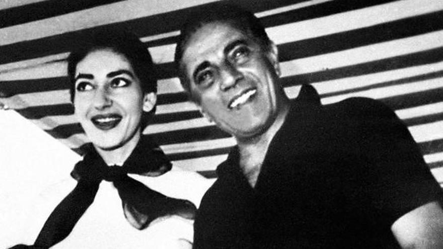 Un documental vuelve a la vida a Maria Callas, íntima, fascinante y en color
