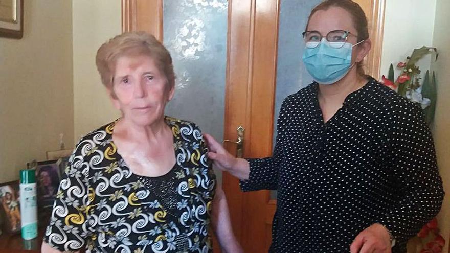 El servei d'ajuda a domicili assoleix un gran èxit a Alfarrasí