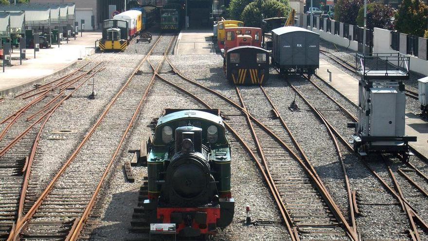Cultura aprueba el contrato de conservación del Museo del Ferrocarril