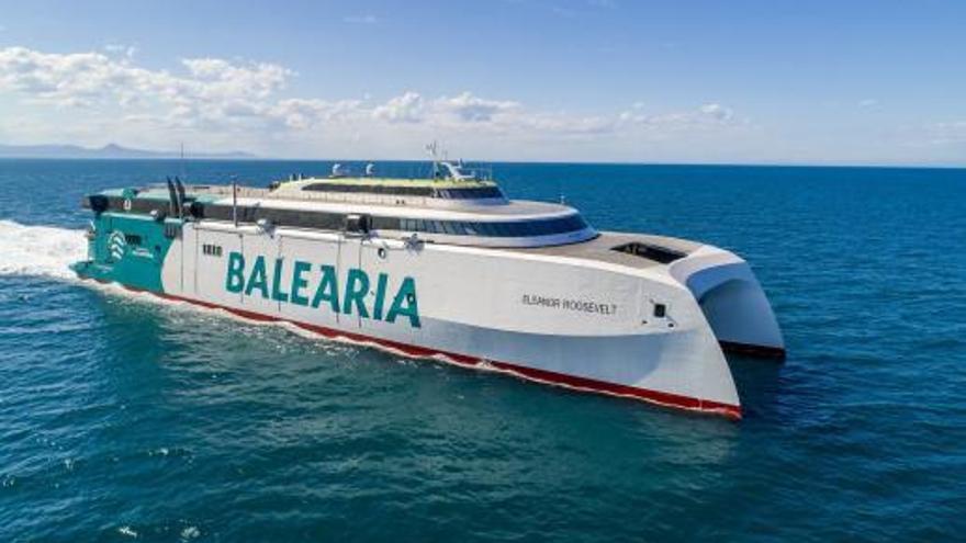 Un barco asturiano hace el primer viaje sin carbono de Europa