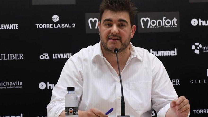 Primera medida de Vicente Montesinos: Juan Guerrero, destituido