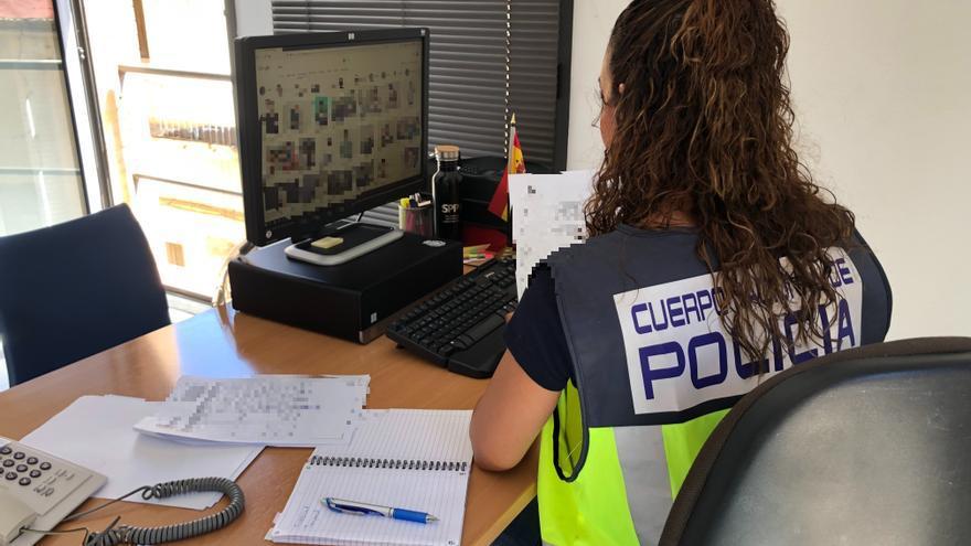 La Policía evita una cita sexual entre un menor de 14 años y un adulto en Orihuela