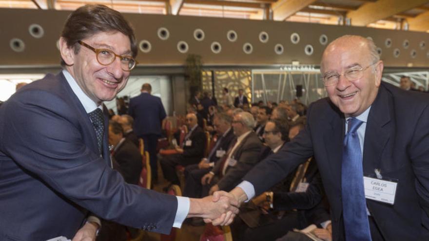 Los consejos de Bankia y BMN dan el visto bueno a su fusión