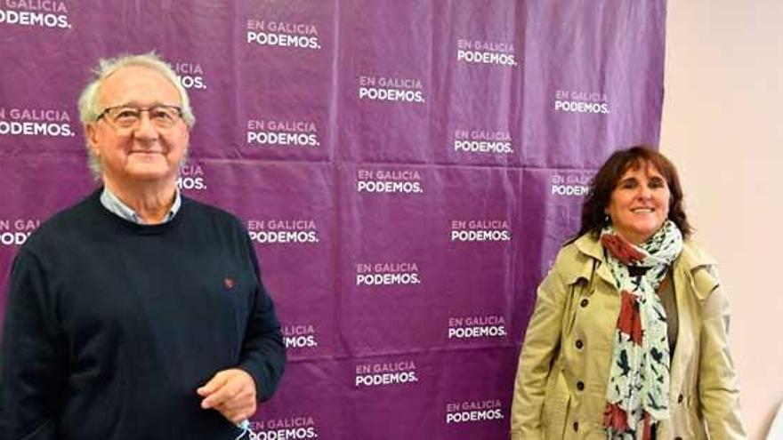 Marea Atlántica reclama a Isabel Faraldo que se integre en su grupo municipal o renuncie a su acta