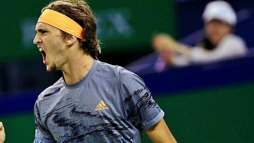 Zverev se apunta al US Open pero sin David Ferrer