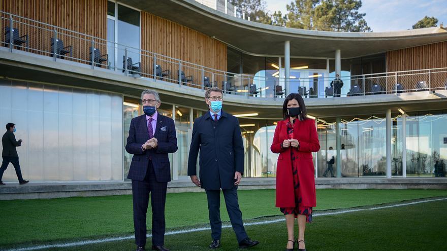 """El Celta estrena su segundo hogar: """"Un proyecto nacido de un sueño"""""""