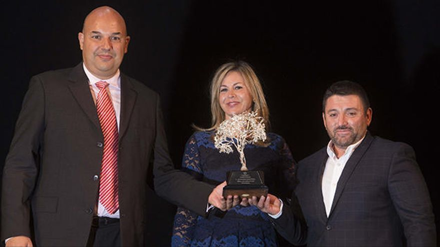 Autocares Martínez, Premio Bankia en su 50 aniversario