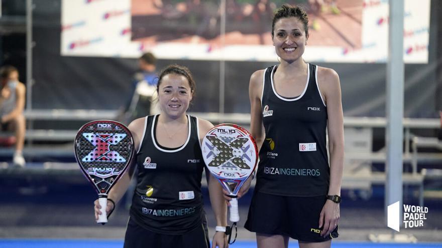 Escandell y Tur llegan al cuadro final del Madrid Open