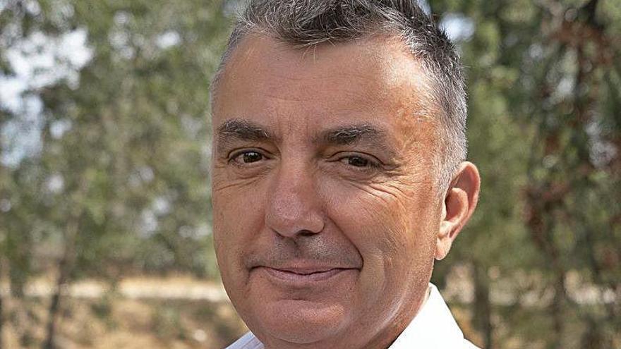 El escritor Manuel Vilas.   | // CARLOS RUIZ B. K.