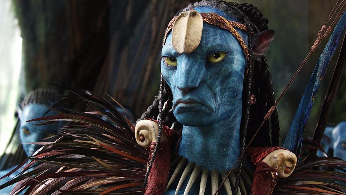 Fotograma de 'Avatar'.