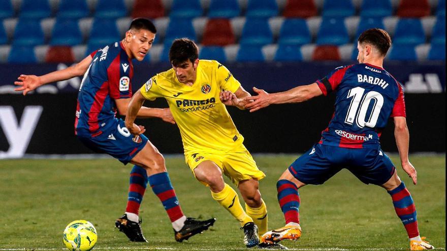 El Villarreal conquista el Ciutat de València