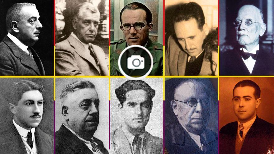 Los primeros alcaldes republicanos de Galicia: olvidados, represaliados y supervivientes
