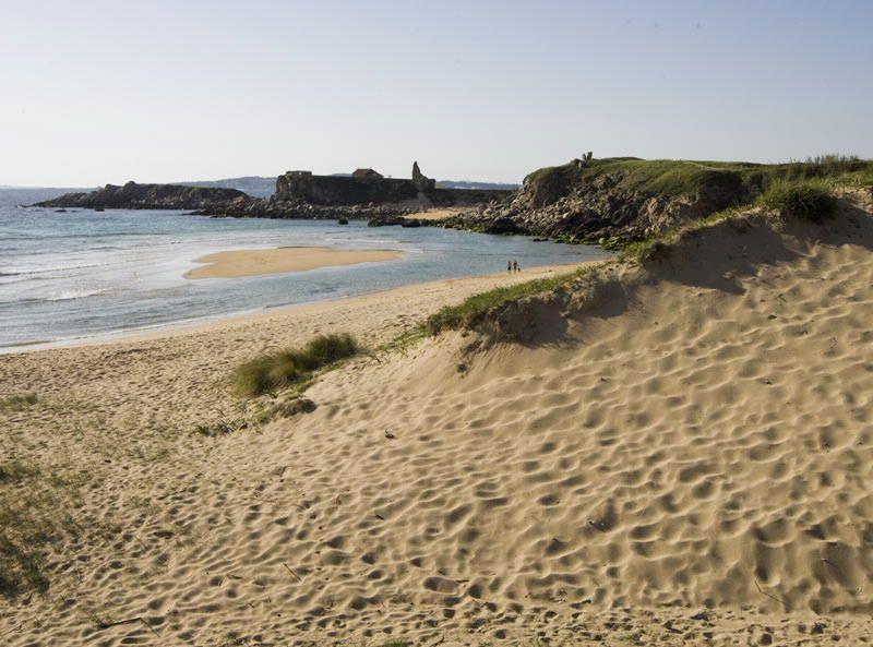 Playa de Foxos (Sanxenxo)