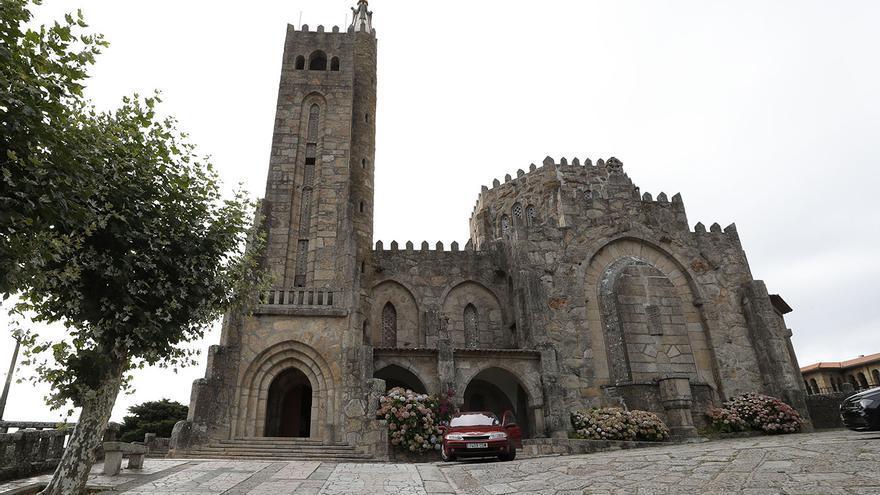 El Templo Votivo del Mar de Panxón pide ayuda
