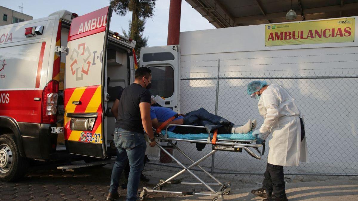 México investiga una posible cepa mexicana del coronavirus
