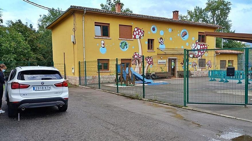 Cangas de Onís quiere ampliar la escuela infantil al dispararse la demanda de plazas