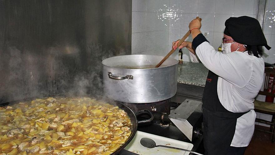El comedor social de Gandia aumenta su demanda un 15% con la epidemia