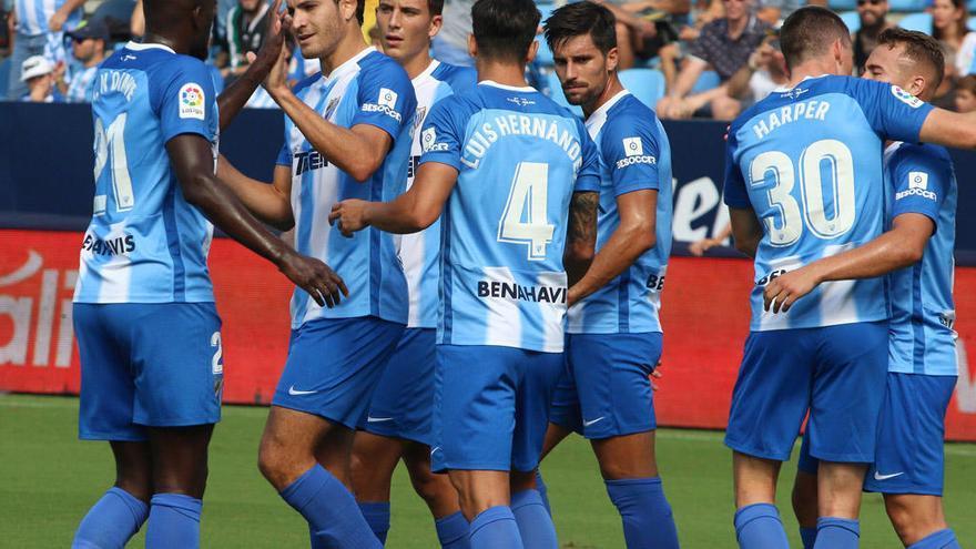 """LaLiga acepta el """"planning"""" del Málaga para la próxima temporada"""