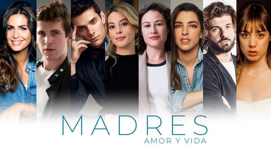 Nuria Roca, Álvaro Rico, Nuria Herrero y Eric Masip, fichajes de la cuarta temporada de 'Madres: Amor y vida'
