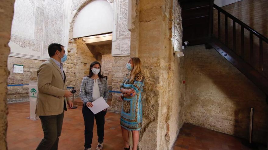 Desescalada en Córdoba: horario reducido, códigos QR y límites de aforo en museos y monumentos de la Junta