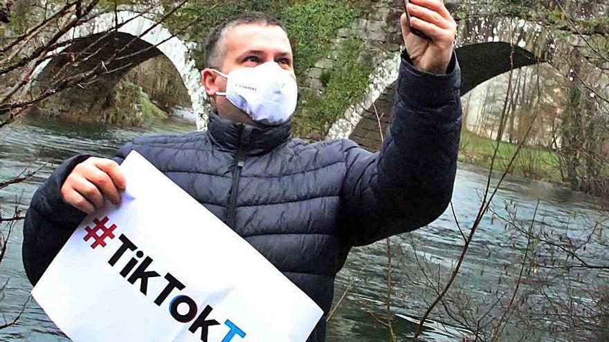 """Ponteareas apuesta por """"TikTok"""" para fomentar el gallego entre los jóvenes"""