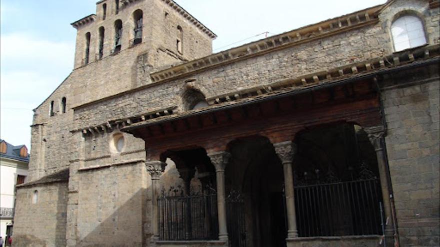 La catedral de Jaca y Ramiro I