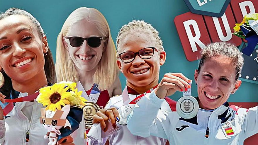 'Land Rober' inicia nova tempada na TVG coas catro medallistas galegas