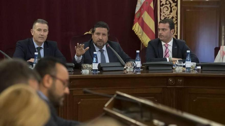 La bronca vuelve a la Diputación