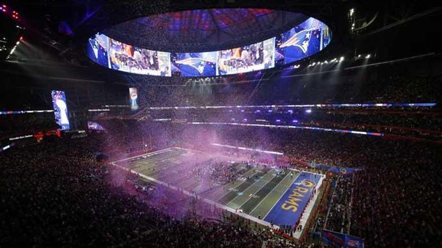 'Juego de Tronos' o 'El cuento de la criada' se cuelan en la Super Bowl