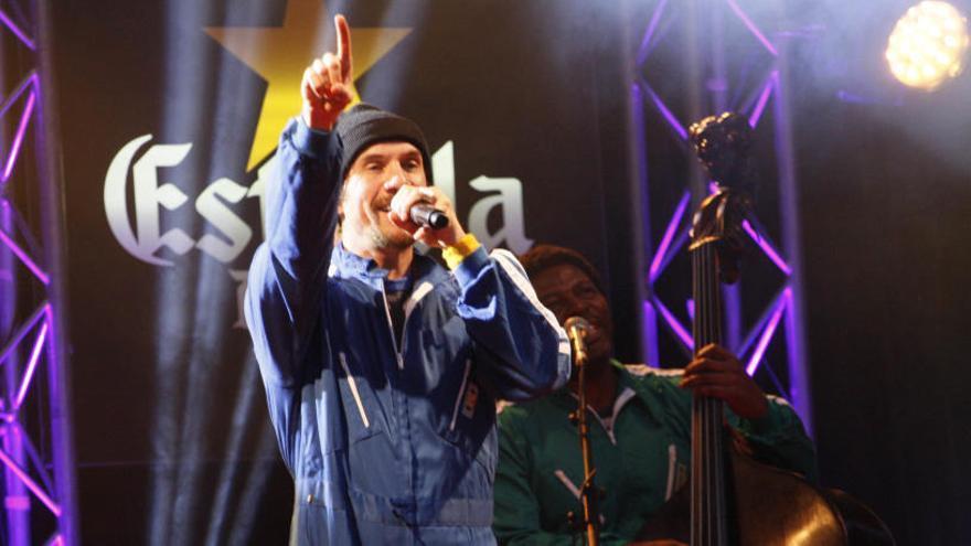 Macaco: «Em sento com una generació pont, amb artistes per sobre que tenien més prejudicis»