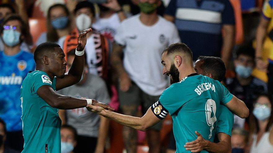 Real Madrid - Mallorca, en directo
