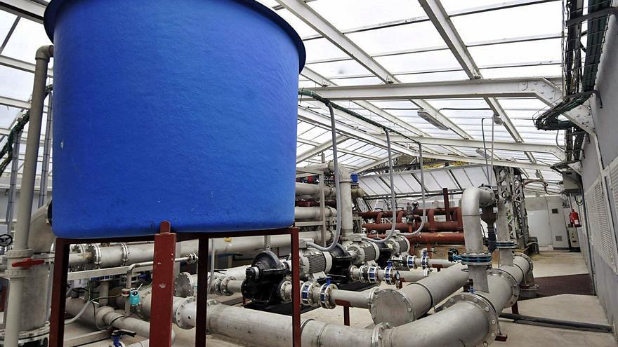 Hunosa recibe los permisos para extender su red de geotermia a San Martín y Siero