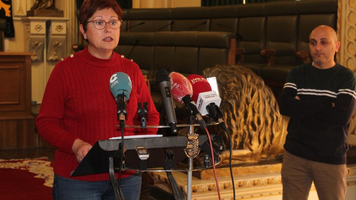 El Ayuntamiento de Jumilla adquiere 7000 mascarillas de protección