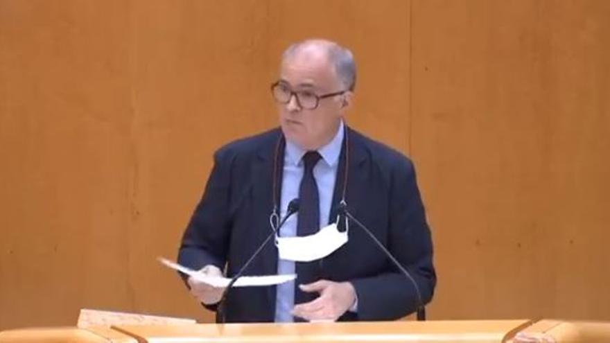 Mulet tuitea al senador y exconseller De Rosa al ubicar Vila-real en Barcelona