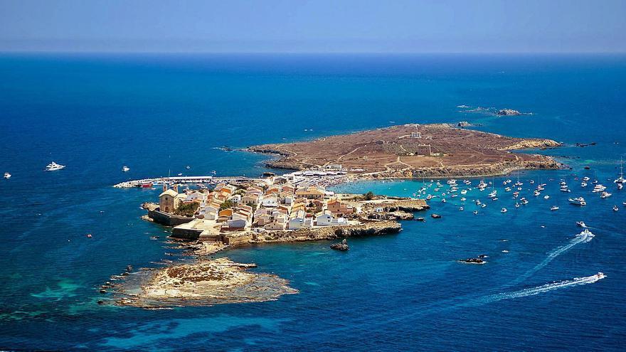 Tabarca, la primera reserva marina de España