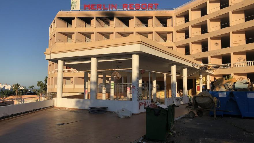 La RIC colectiva transforma apartamentos en un nuevo hotel