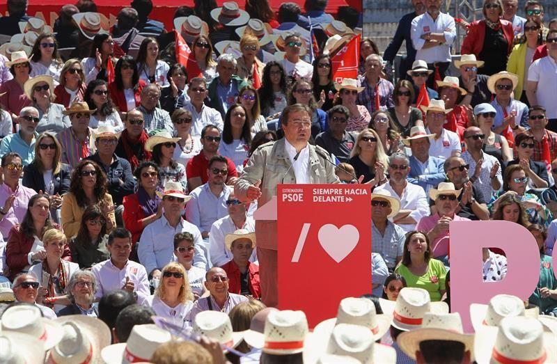 Las imágenes de la campaña