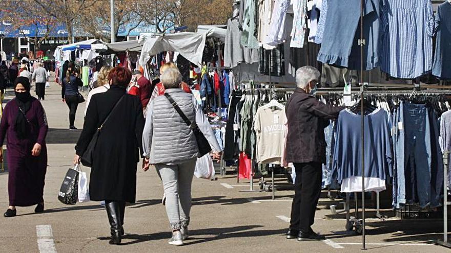 L'Ajuntament de Figueres vol que el mercat torni ja al centre