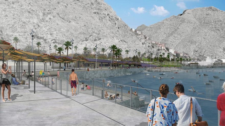 El Puerto adjudica por 13,6 millones las obras de la playa de Valleseco