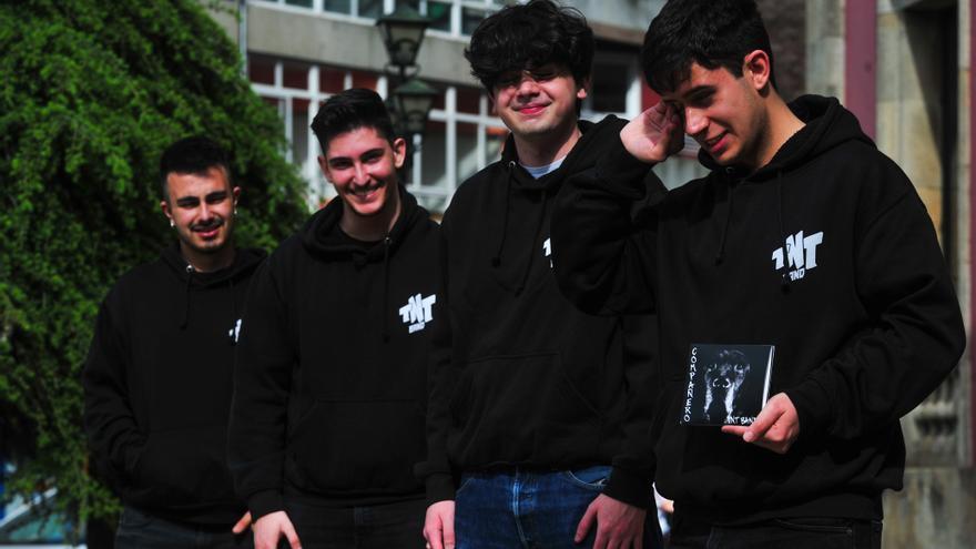 Compañero, el segundo CD de TNT Band