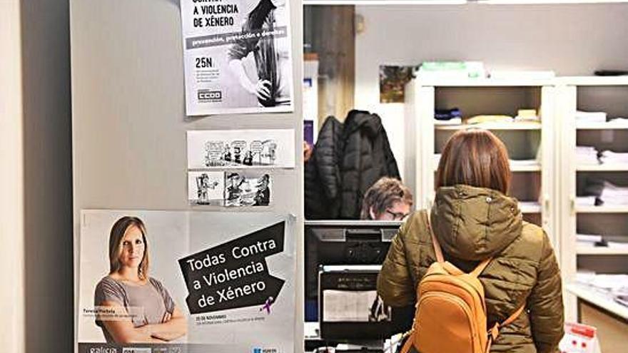 Las familias del área, las que más denuncian violencia machista de la provincia coruñesa
