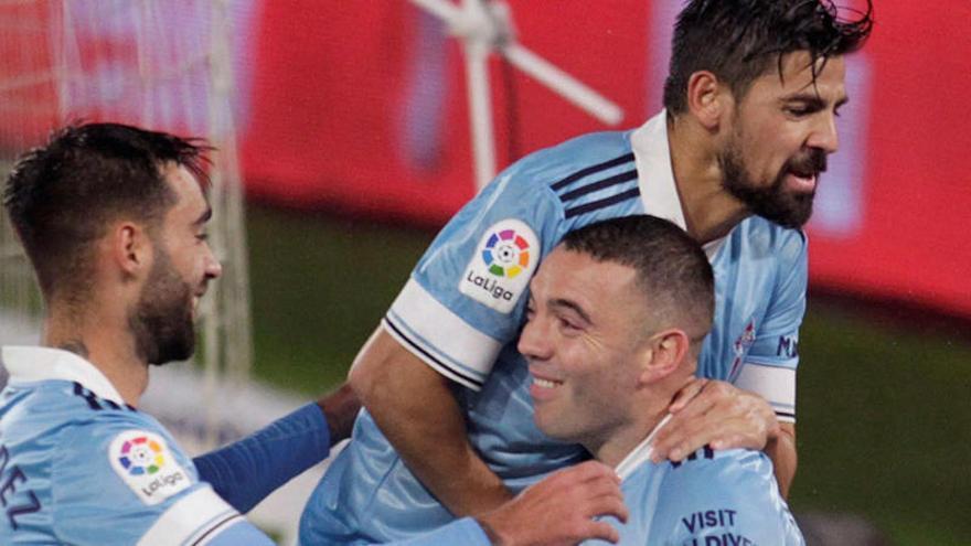 El Celta pierde a sus estrellas frente al Valencia