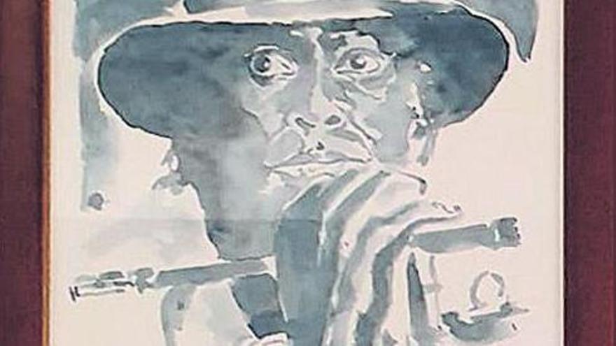El jazz y Jaume Salvadiego: un flechazo en acuarelas