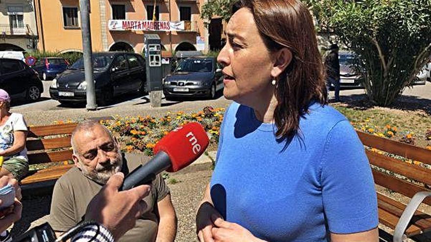 Paneque proposa transformar plaça Catalunya en un espai accessible només per a vianants
