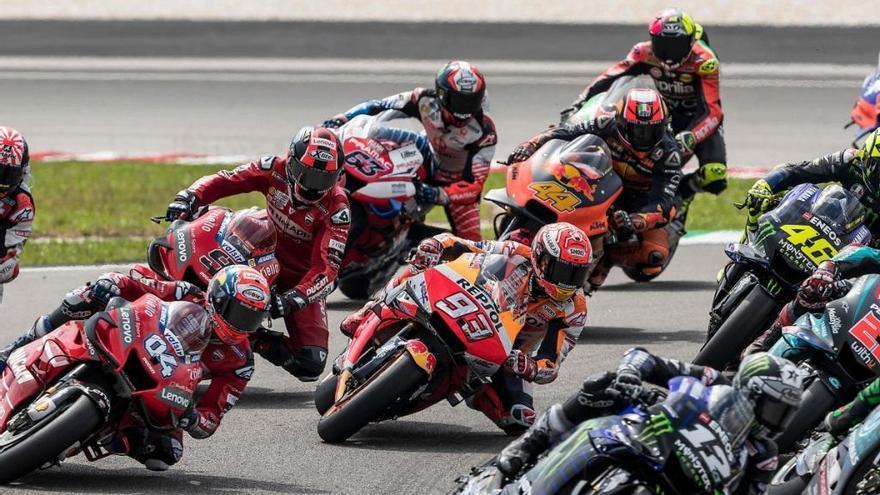 Sorteamos dos entradas dobles para el MotoGP Valencia