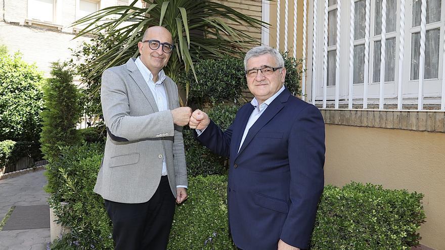 Fernando Martín, nuevo presidente de la Confederación de Empresarios de Hostelería y Turismo de Aragón