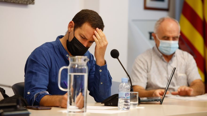 PSOE-Reinicia da marcha atrás y descarta impulsar una moción de censura en Sant Antoni