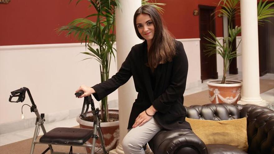 Miriam Fernández: «Amo a mi madre adoptiva, a la que me ha criado»