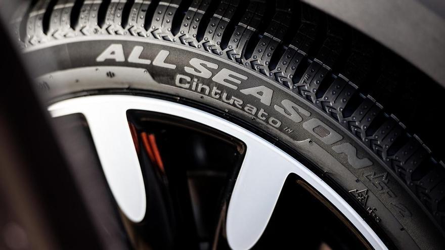 Pirelli presenta el nuevo Cinturato All Season SF2